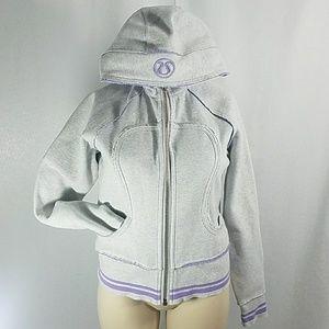 Lululemon scuba hoodie  size L